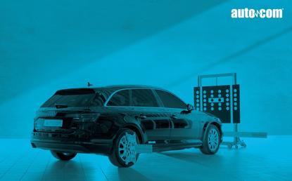 Autocom ADAS CARS Calibration Rig