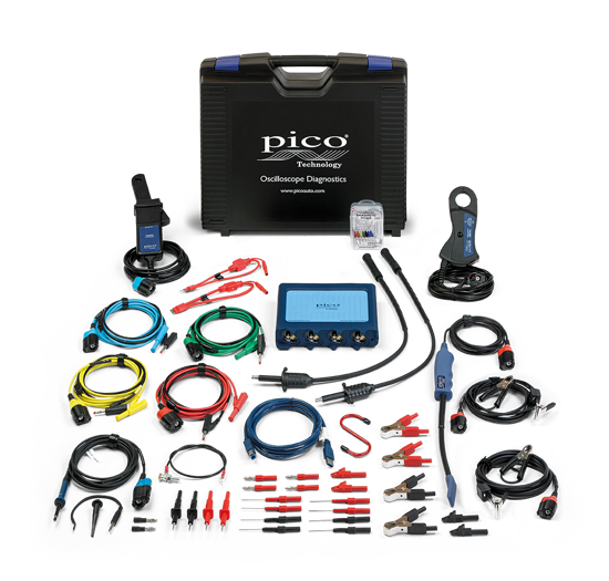 PicoScope 4425A BNC+ 4 channel standard kit
